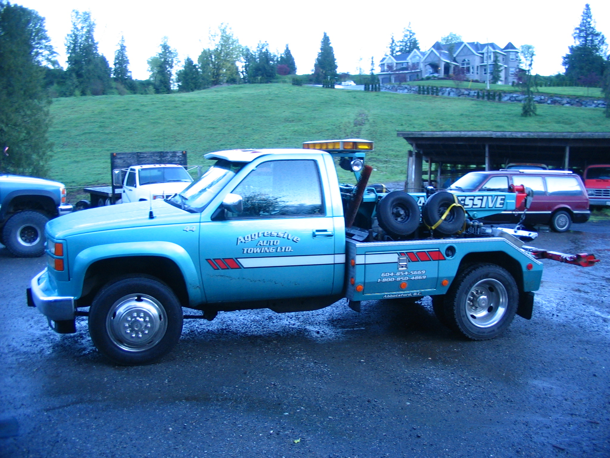 Aggressive Auto Towing Ltd. - Abbotsfords Source for Towing