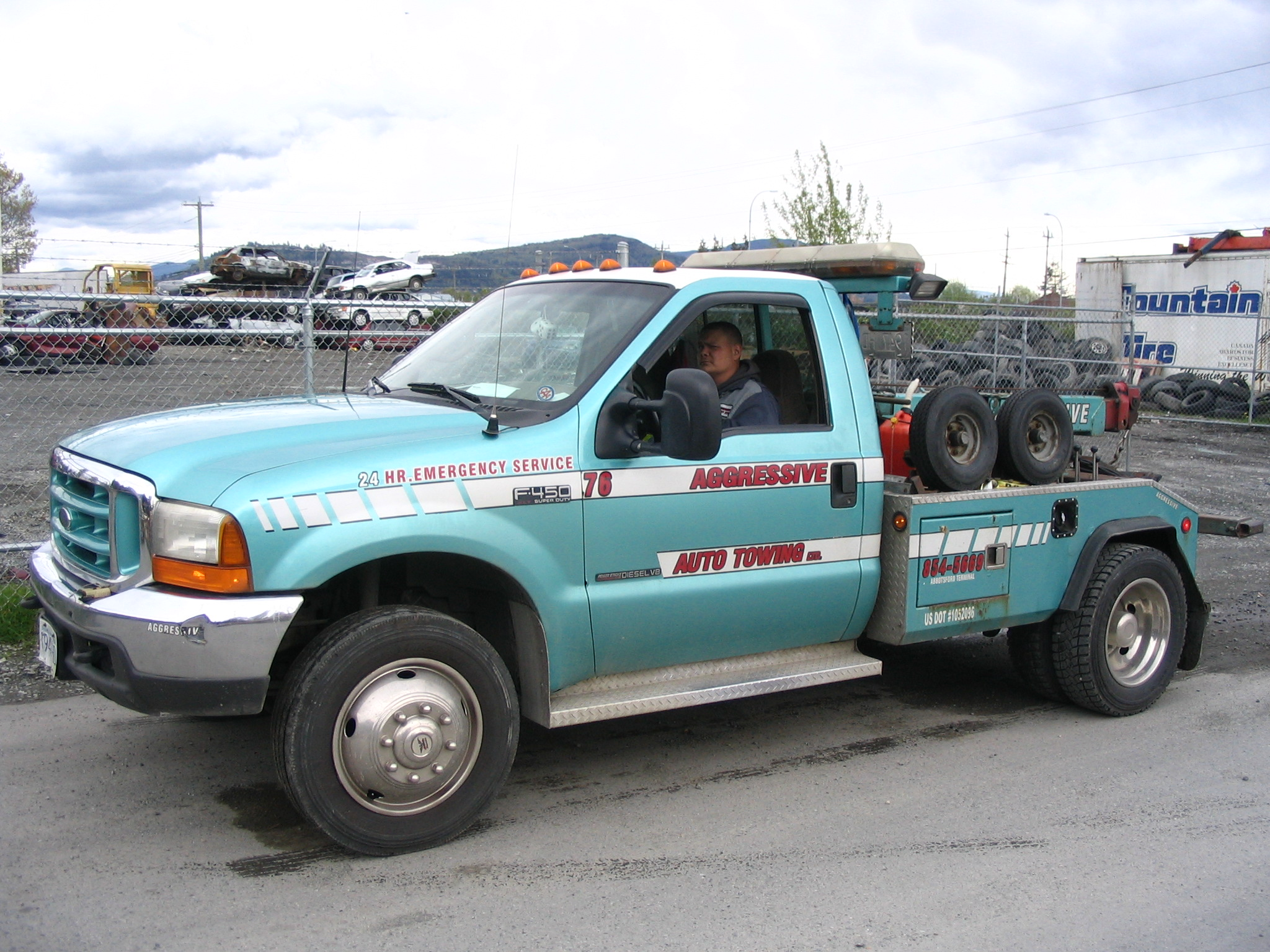 F550 Towing Capacity >> Aggressive Auto Towing Ltd. - Abbotsfords Source for Towing